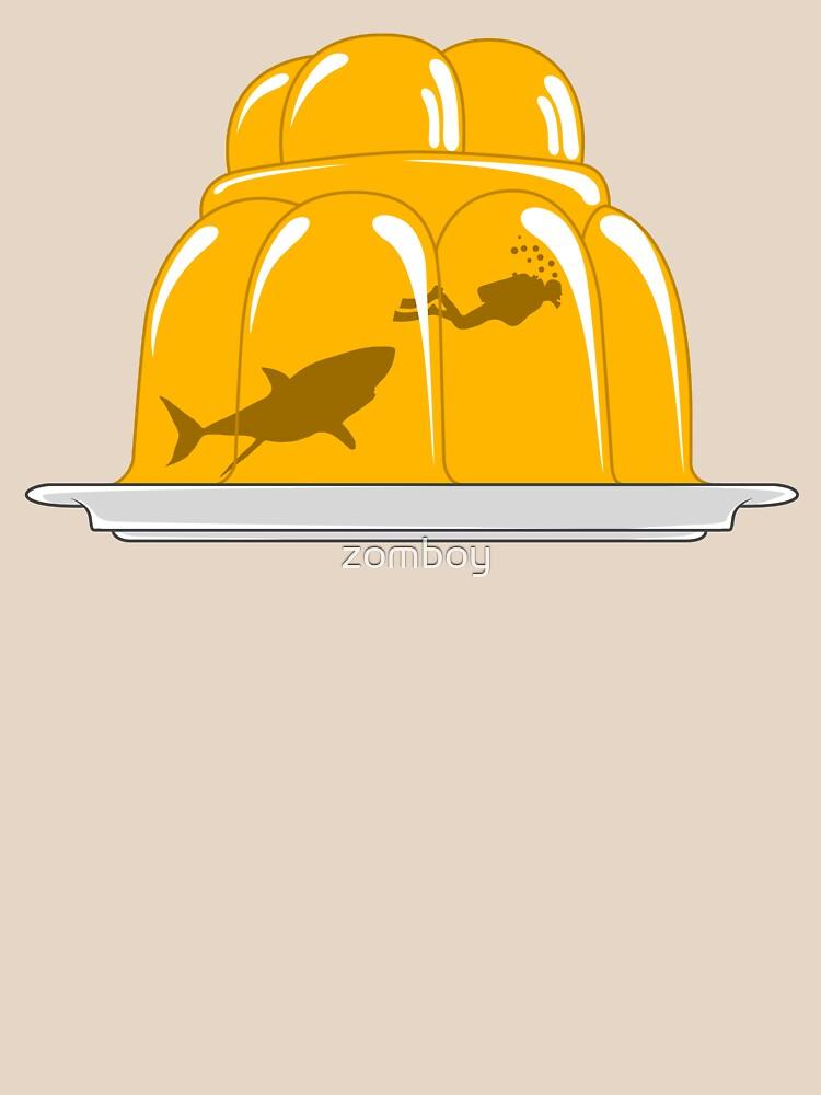 Jelly Shark by zomboy