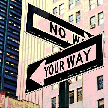 Your way by EMJAYHeiss