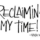 Reclaiming my time MW by romia