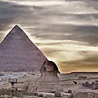 Twilight Of an Ancient Civilization (view large) by Nancy Richard