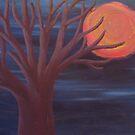 Lunar Evening by Alyssa Baldino