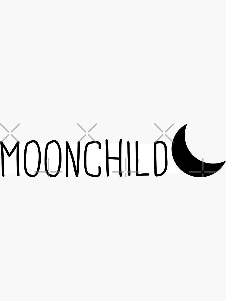 Niño de la luna de CammiRay