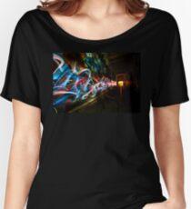 Dark Street Art Women's Relaxed Fit T-Shirt