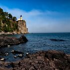 Split Rock Lighthouse by Kathy Weaver