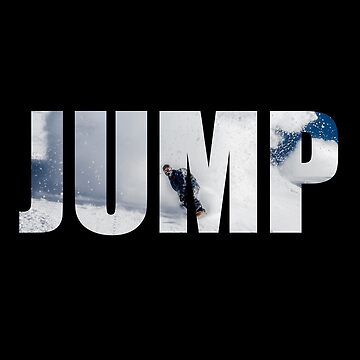Cool Jump Snowboard Shirt & Gift Idea by larry01