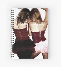 Pin-Up Girls Spiral Notebook