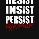 Stay pissed by ninthstreet
