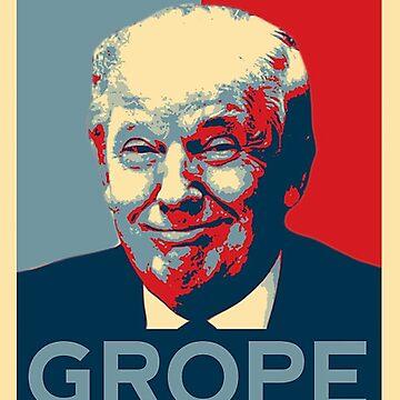 grope - trump by joshuanaaa