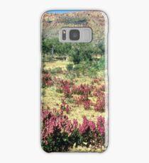 a vast Australia landscape Samsung Galaxy Case/Skin