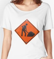 Construction T-shirts coupe relax