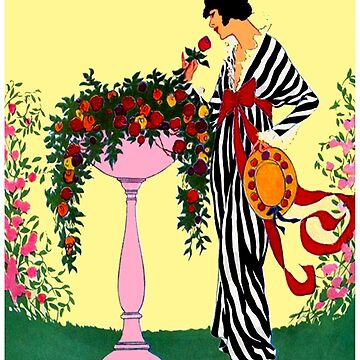 VOGUE : Vintage 1913 Magazine Advertising Print by posterbobs