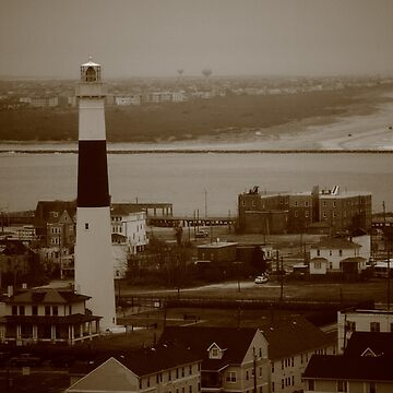 Lighthouse - Atlantic City by Ffooter