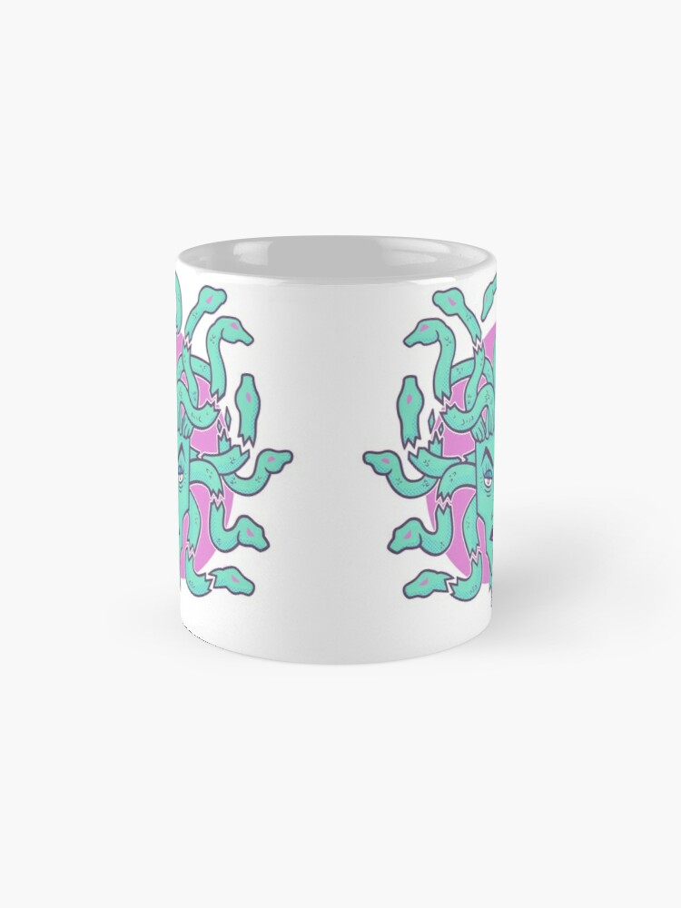 Alternate view of Medusa Mug