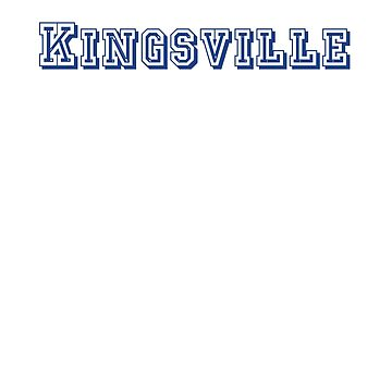 Kingsville by CreativeTs