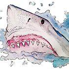 Jaws by Kyra C. Kalageorgi