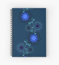 Cuaderno de espiral Flower Trail Wallpaper