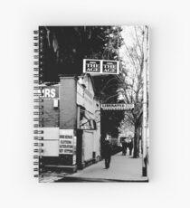 Cuaderno de espiral Liberated Bookshop