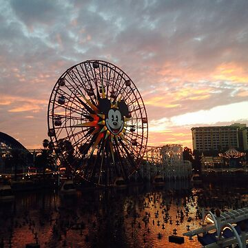 Mickey's Fun Wheel by j0rj0rbinks