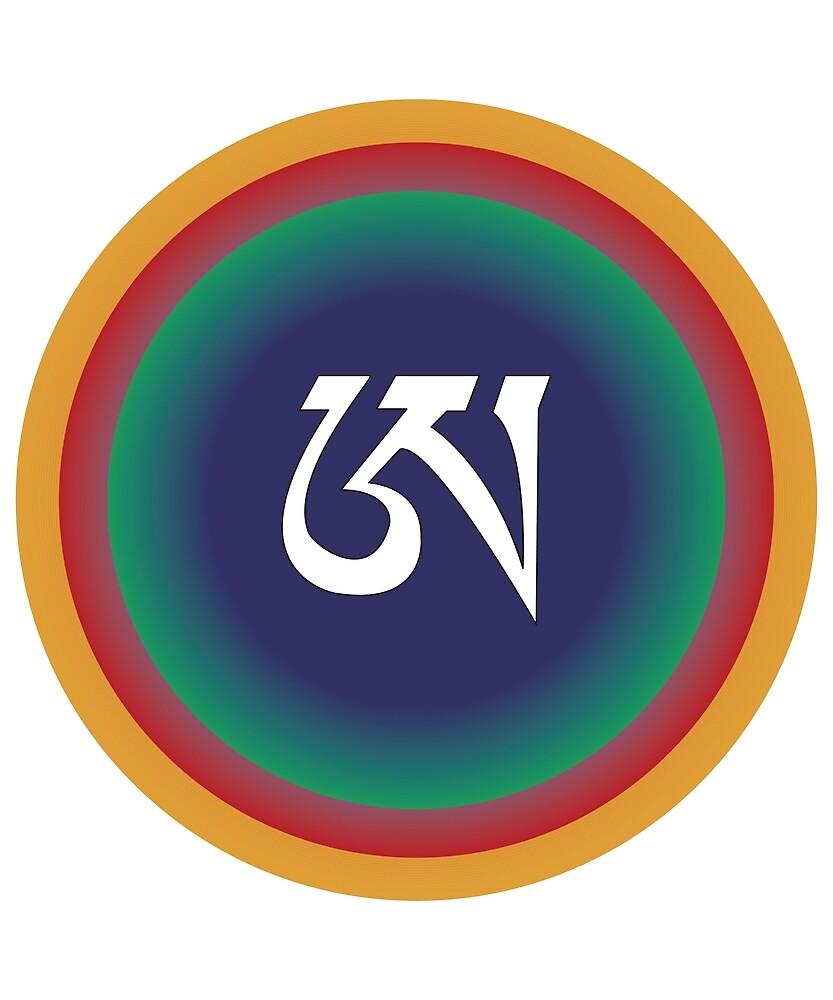Rigpa, tibetan buddhist symbol