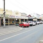 High St  Echuca by Graham Buffinton