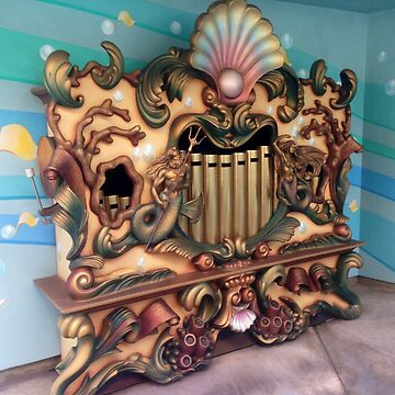 King Triton's Carrousel  by j0rj0rbinks