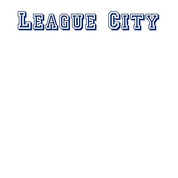 League City by CreativeTs