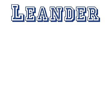 Leander by CreativeTs