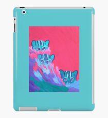 Feline Fishers iPad Case/Skin