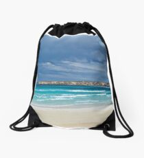 Golden Island and Almonta Beach - Coffin Bay National Park Drawstring Bag