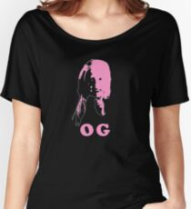 OG Pink Women's Relaxed Fit T-Shirt