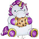 Cookie Unicorn by thedustyphoenix