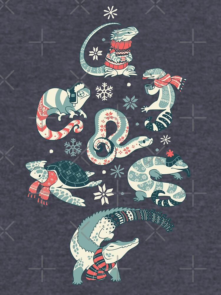 Winter Herps von Colordrilos