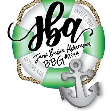 JBA invite 2018 by jay-p