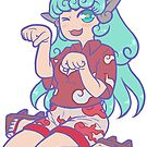AUNN KOMANO IS VERY CUTE by anatoleserial