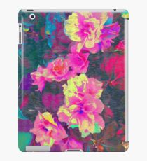 Bright Flowers iPad Case/Skin