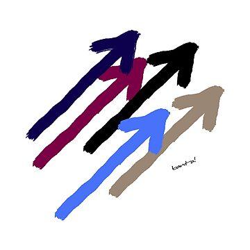 Arrows No1 by Banta