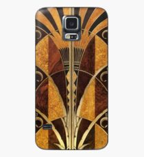 Art Deco Case/Skin for Samsung Galaxy