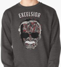 Stan Lee Tribute Shirt - Excelsior - Quote - Gift  Pullover