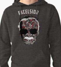 Stan Lee Tribute Shirt - Excelsior - Quote - Gift  Pullover Hoodie