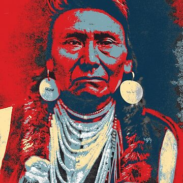 Chief Joseph by NativeAmerica