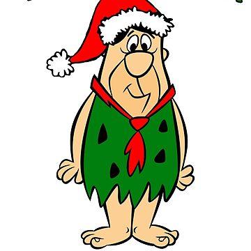 Fred Flintstone: Yabba Dabba Yule! by Pop-Pop-P-Pow