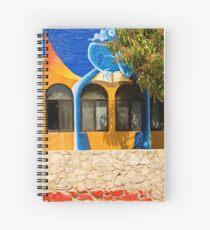 Cuaderno de espiral Window Straddler