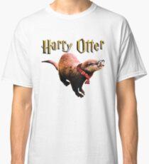 'Harry Otter' Cute Otter Animal  Classic T-Shirt