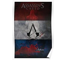 Assassins Creed Unity Minimal Poster Poster
