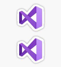 Visual Studio 2019 Sticker