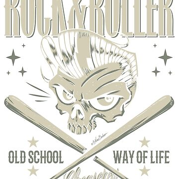 Rock & Roller by NanoBarbero