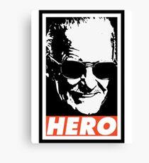 Lienzo Stan Lee Tribute Hero RIP