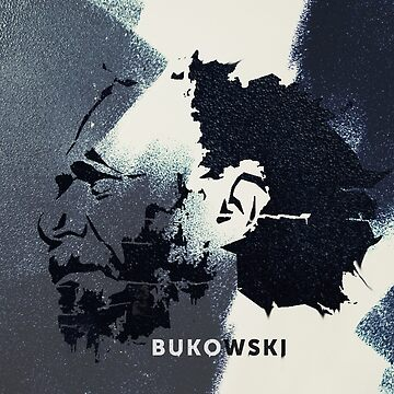 Bukowski - Blue Paint by john76