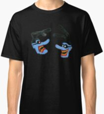 Yellow submarine, Blue meaniens Classic T-Shirt