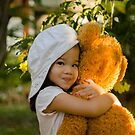 I love my teddy by michelle meenawong